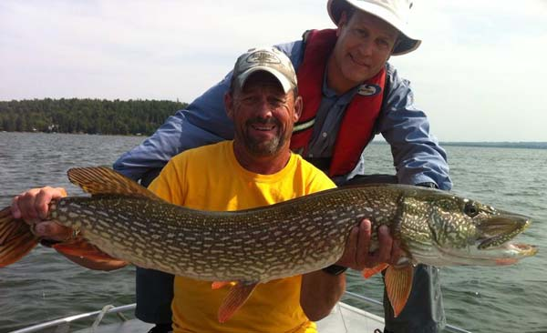 That's a big pike!